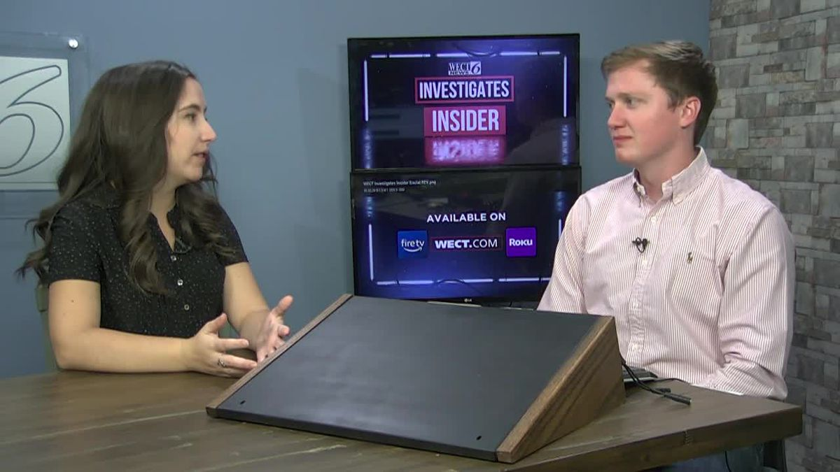 WECT Investigates Insider: New Elections In Bladen County