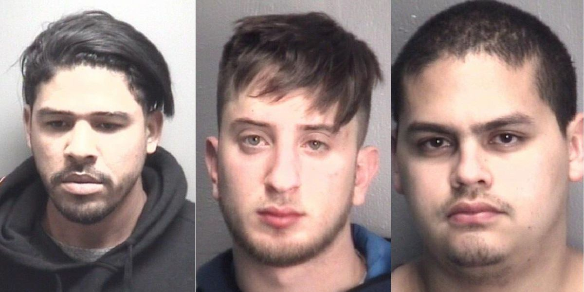 WPD: Three members of credit card skimming ring arrested