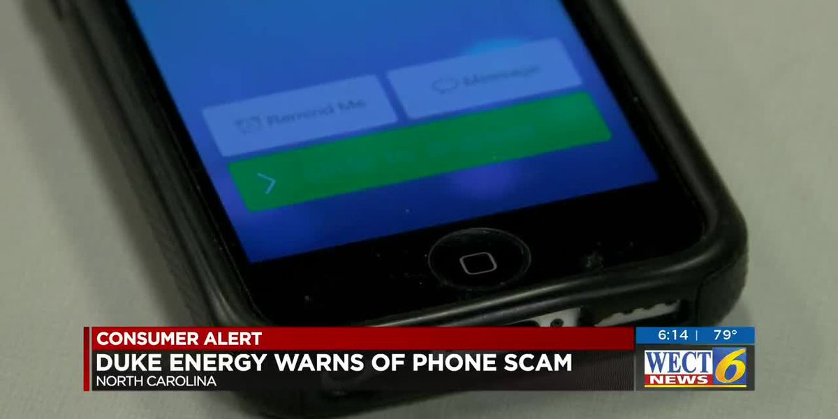 Attempted scams targeting Duke Energy customers hit record high