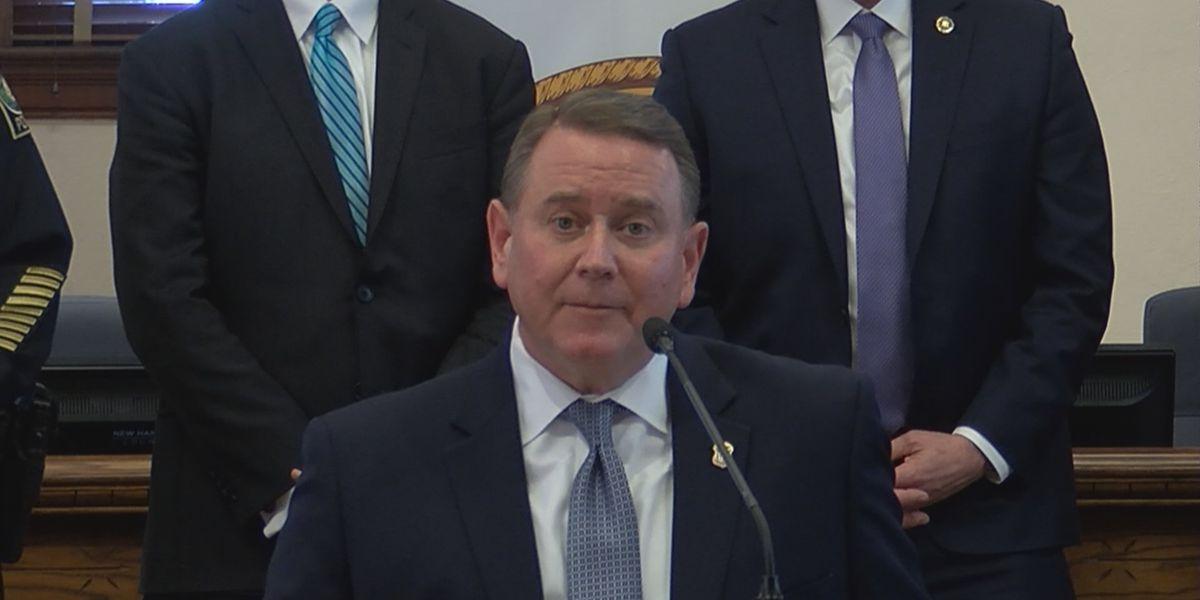 US Attorney Robert J. Higdon, Jr. announces his resignation