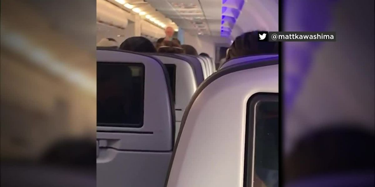 JetBlue passenger arrested after unruly behavior on flight