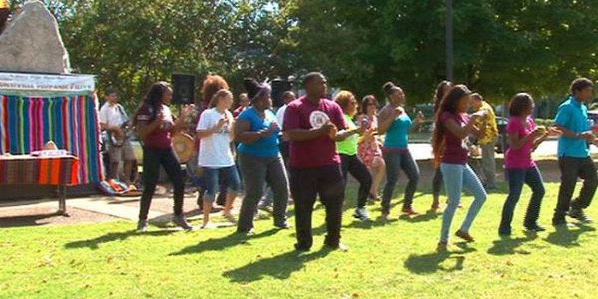 NHRMC and YMCA host Dancin' in the Park for any and all fitness abilities