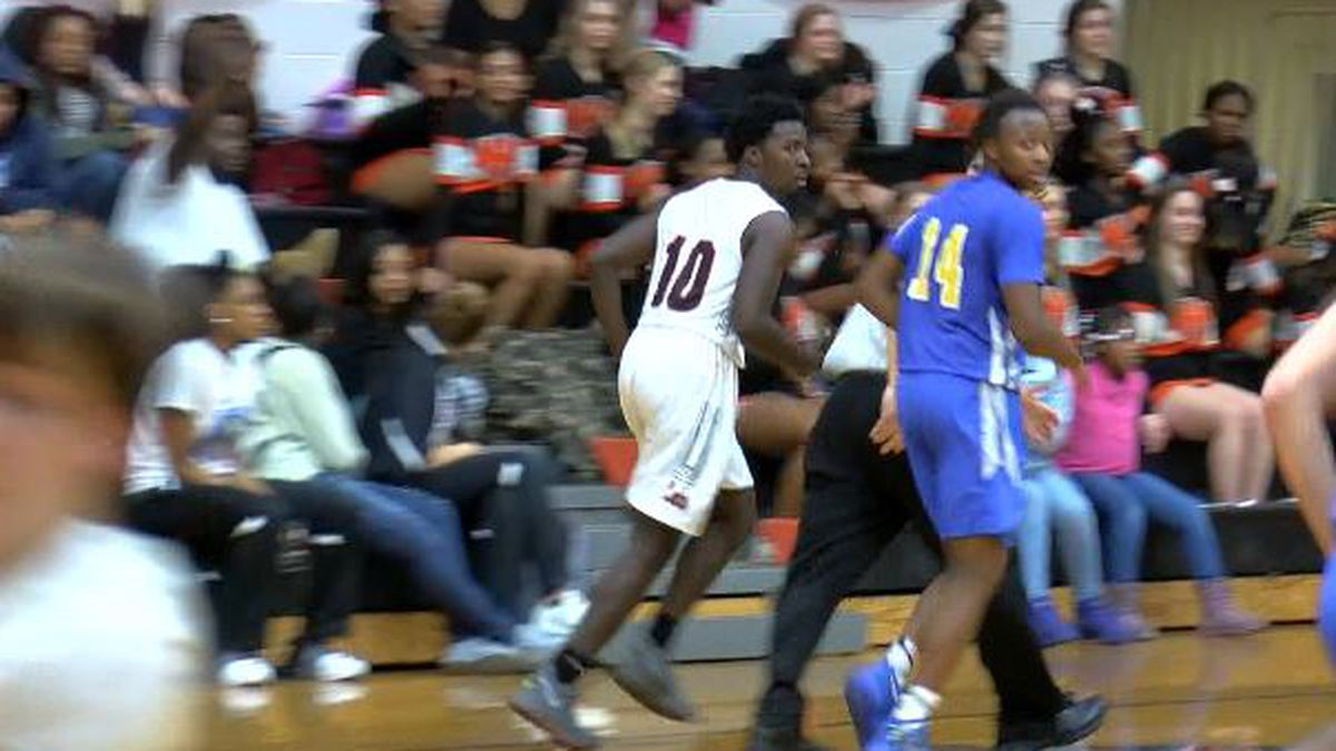 New Hanover's Jalen Anderson named WECT Athlete of the Week
