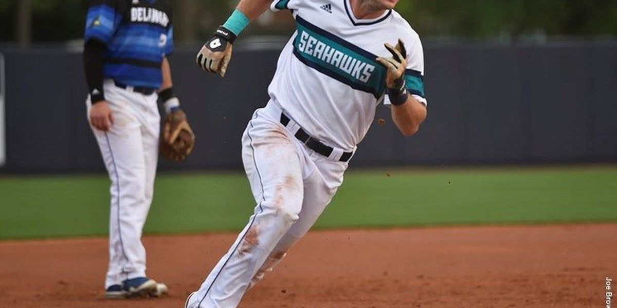 UNCW's Golden named second-team All-America by Collegiate Baseball