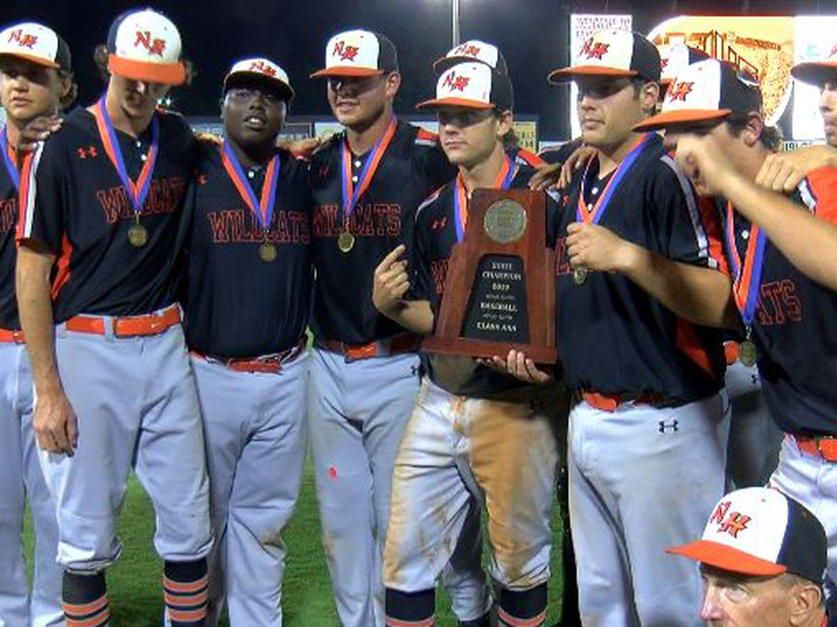 Clash of generations: Wildcats state champion teams take to the diamond