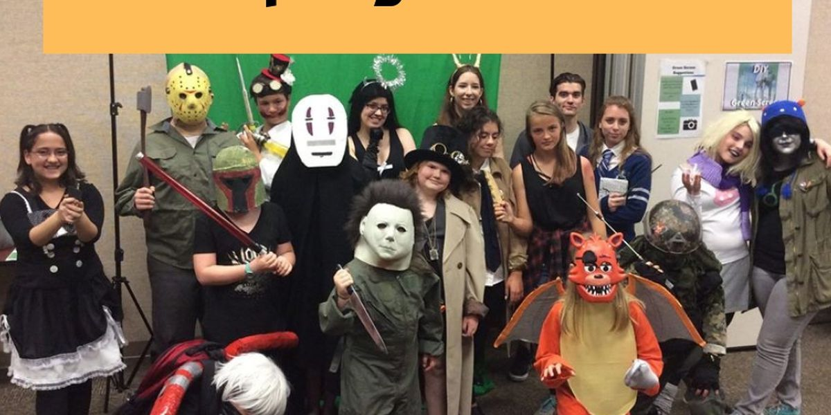 Fandome Faire brings together those who geek out over comics and movies