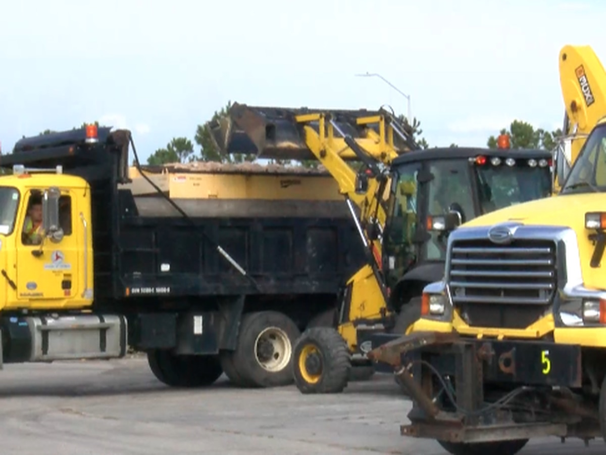 NCDOT tests equipment, prepares for the winter ahead