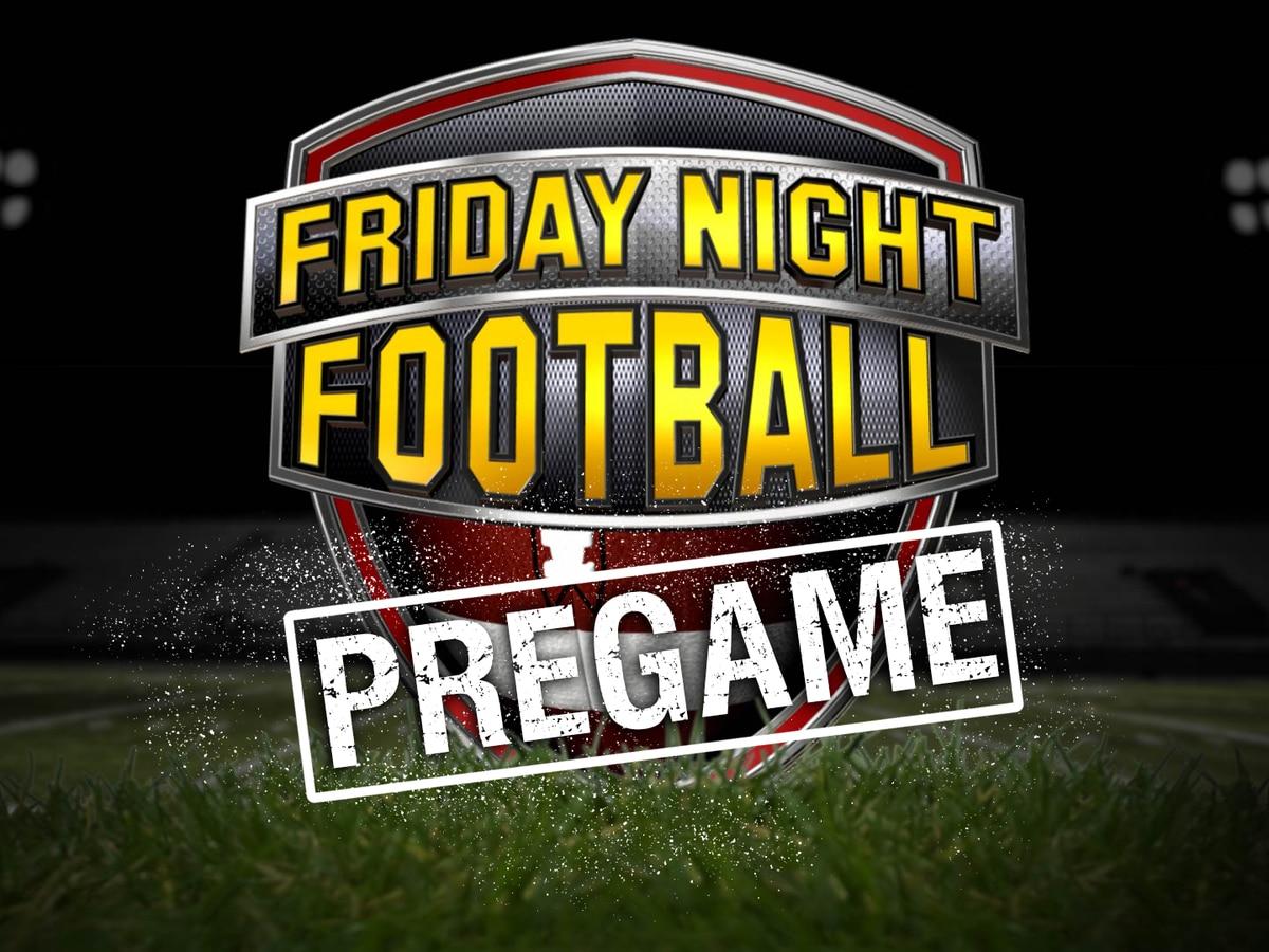 Friday Night Football Pregame week one