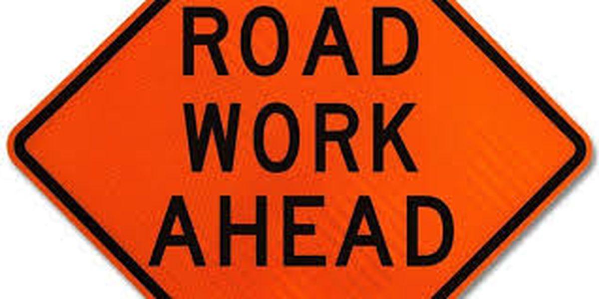 TRAFFIC ALERT: Paving work to begin on Adams St.