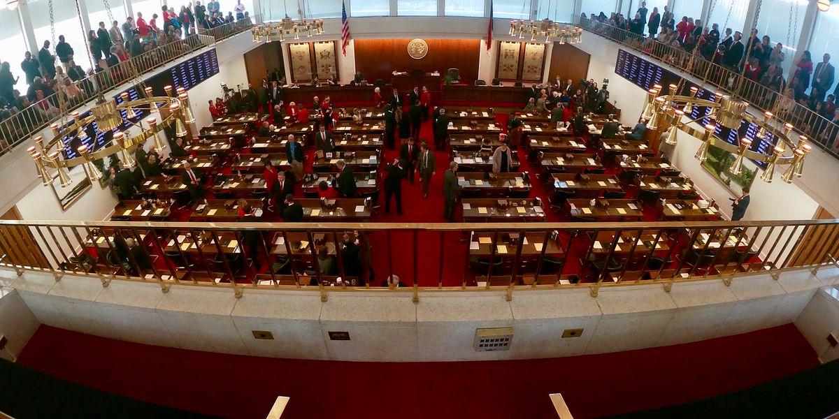 North Carolina General Assembly convenes 2019-20 session