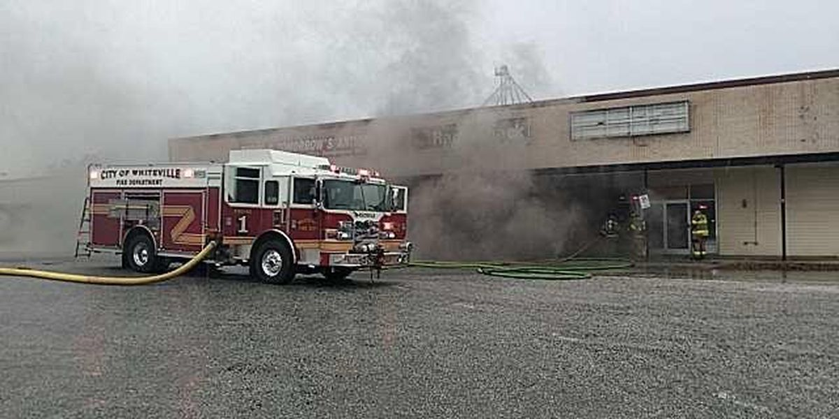 Whiteville Fire Department struggles with staff shortages and lack of volunteers