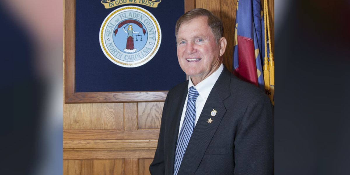 Bladen County Commissioner Russell Priest passes away