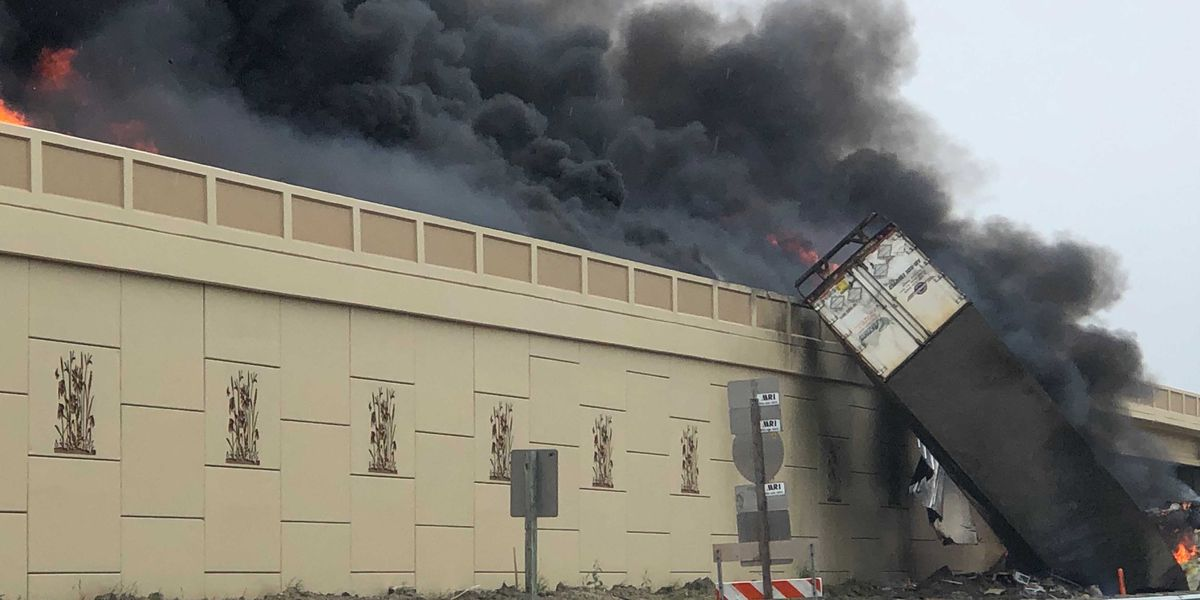 At least 2 dead after semi explodes in Wisconsin