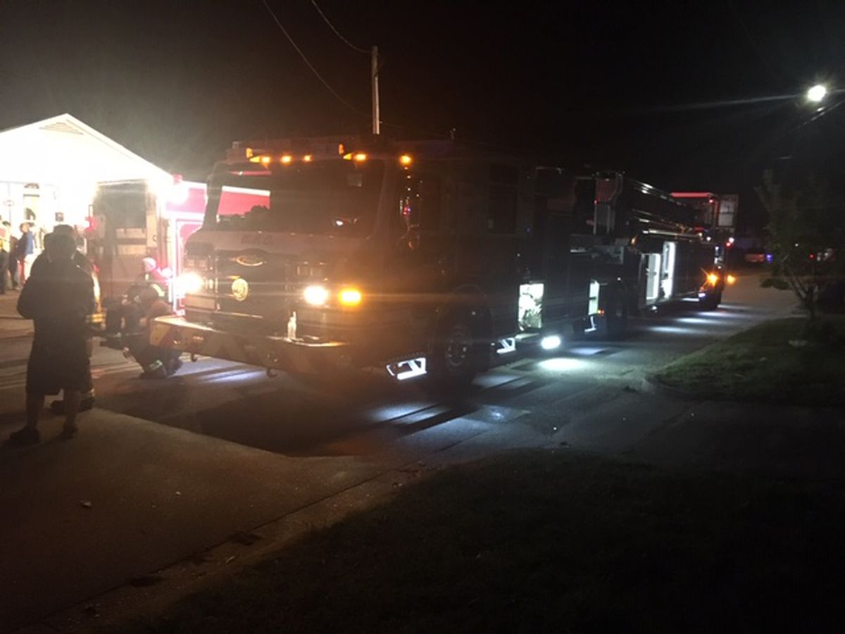 Crews respond to two overnight fires in Wilmington