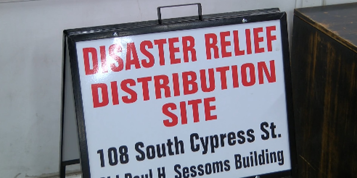 Disaster recovery team continues restoring hope to Florence survivors
