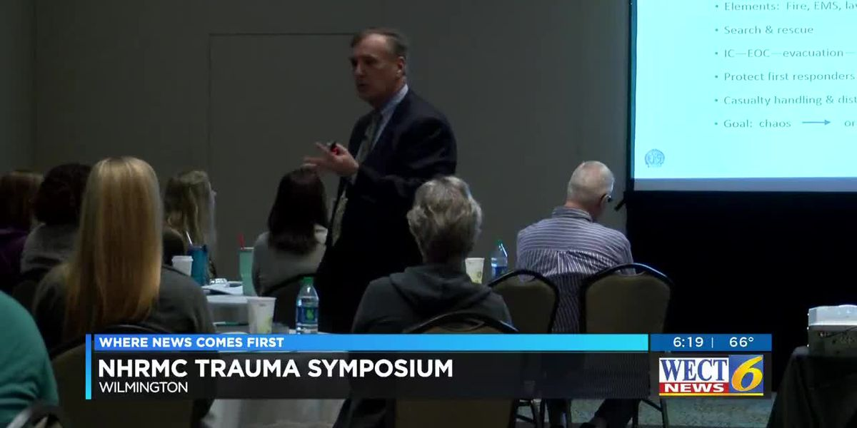 NHRMC staff brushes up on skills at trauma and acute care symposium