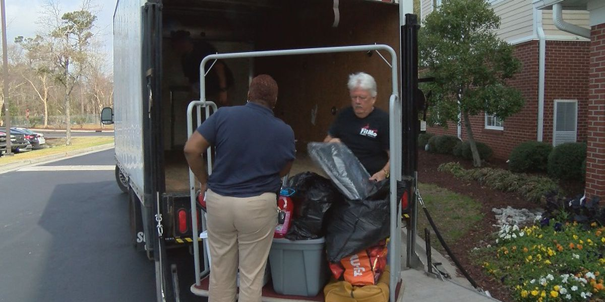 Displaced residents move into new housing before FEMA's Transitional Sheltering program ends