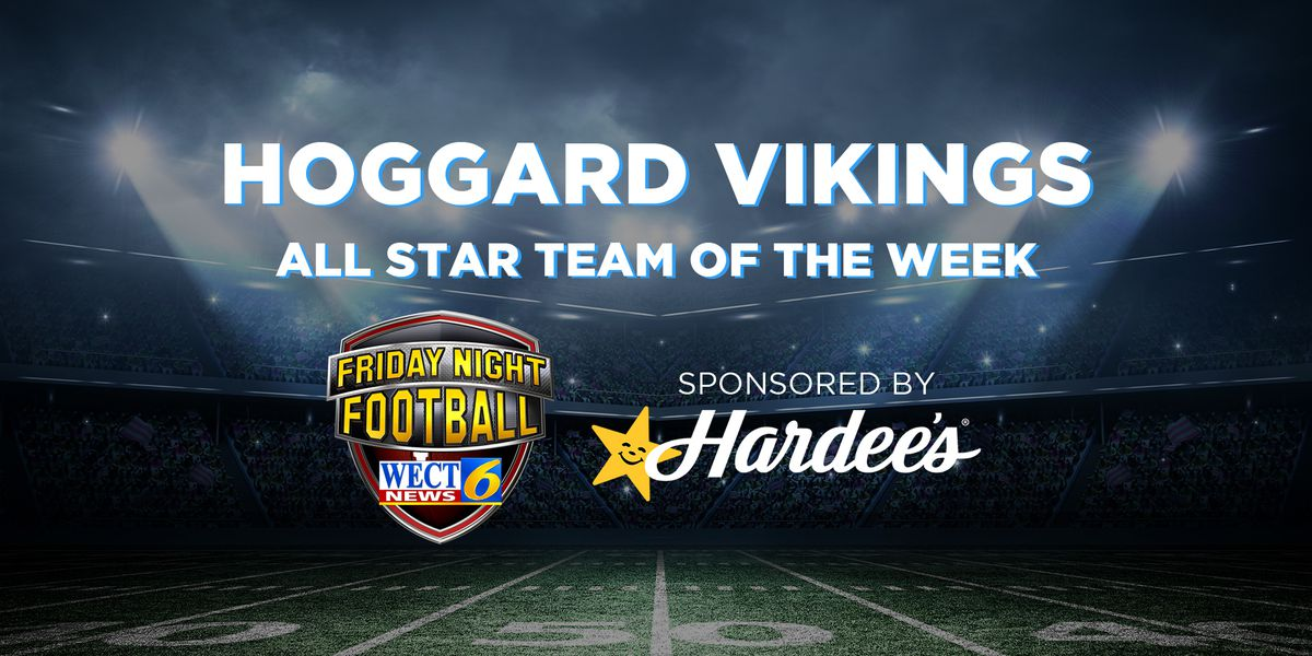 Hoggard named WECT All Star team of the week