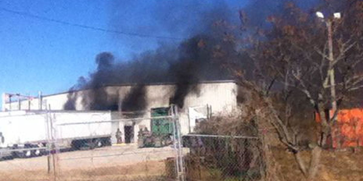 Triple-T Freightliner facility sustains heat and smoke damage