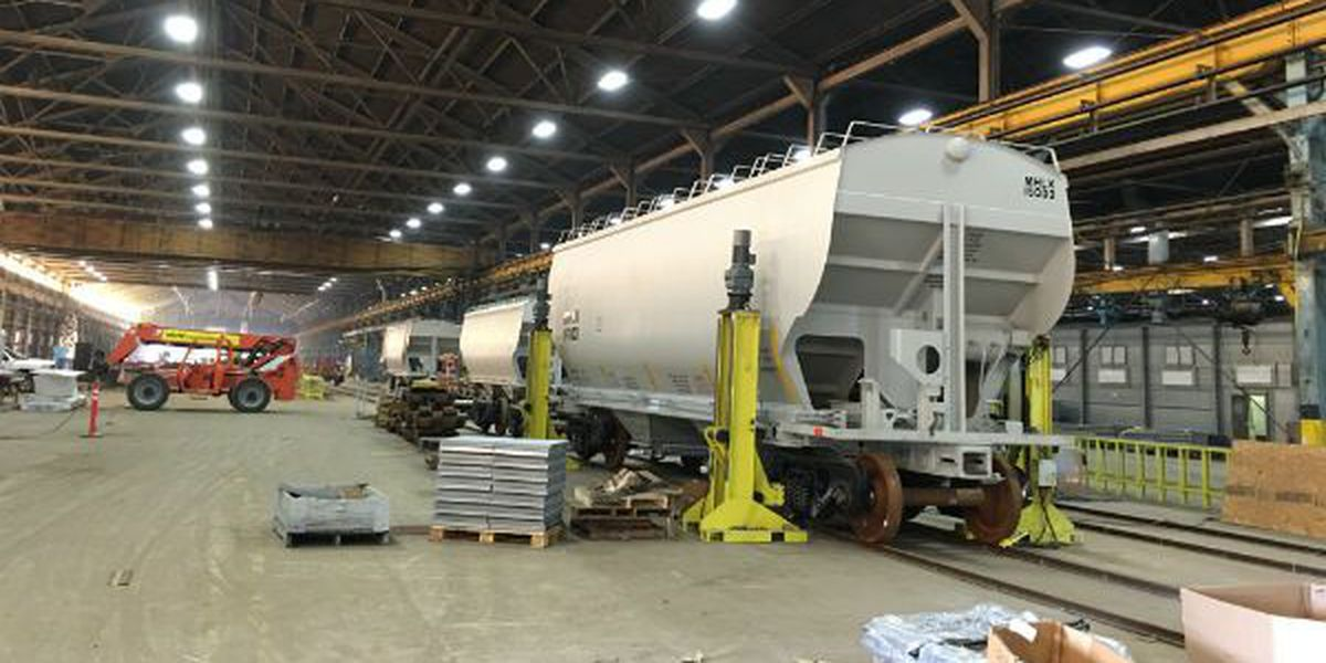 Vertex lays off 60, announces shift in railcar production