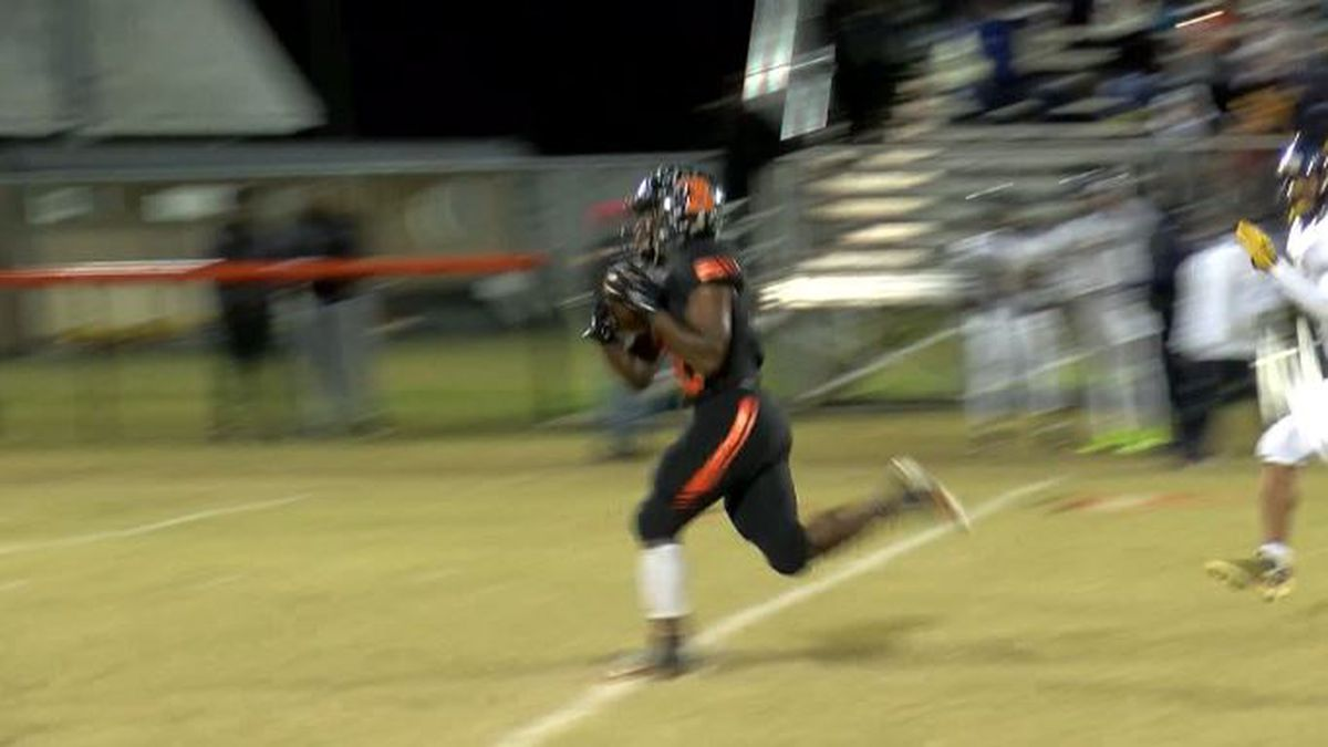 Wallace-Rose Hill's Kameron Donaldson named WECT Athlete of the week