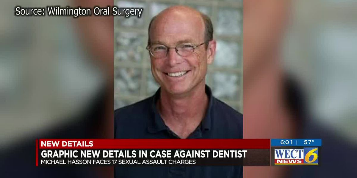 First reports of sexual assault against Wilmington oral surgeon issued to police in 2017