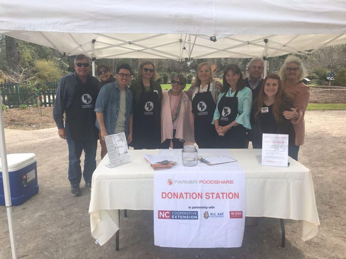 New food donation initiative kicks off at Wilmington area farmers markets