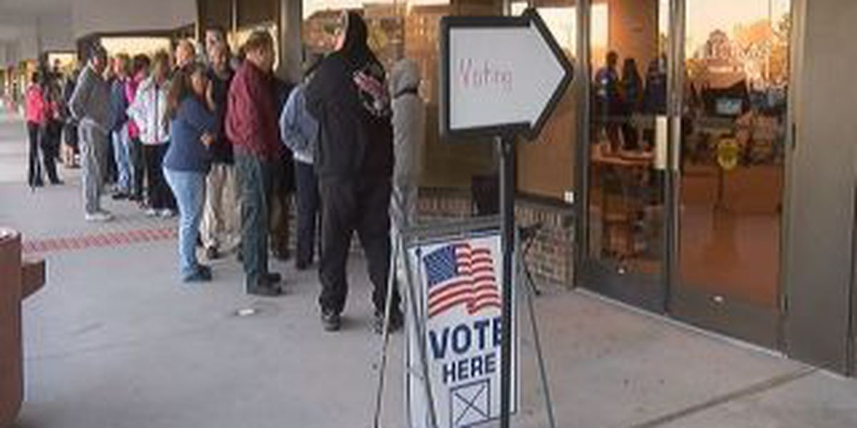 One-stop voting starts Thursday in 2015 Municipal Elections