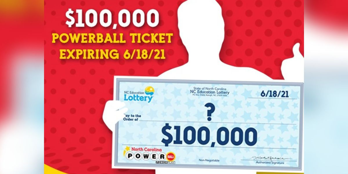 $100,000 Powerball ticket sold in Brunswick County remains unclaimed, expires soon