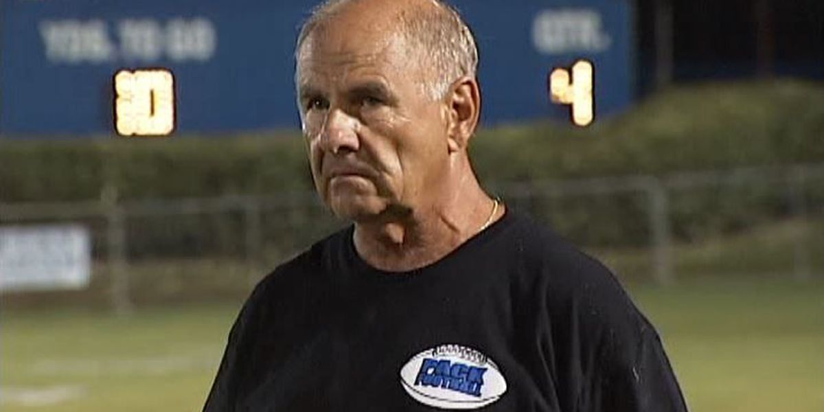 Former Clinton football coach Bob Lewis to join NCHSAA Hall of Fame