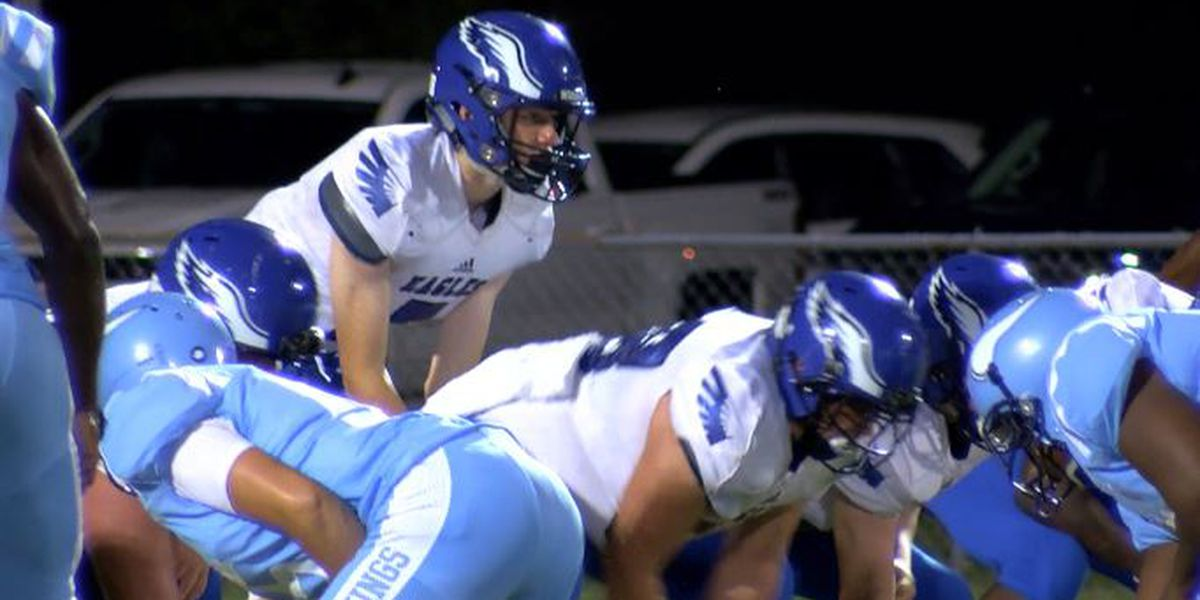East Bladen's Zach Meares named WECT Athlete of the week