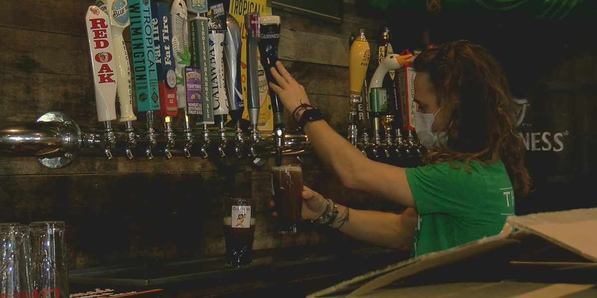 Pubs celebrate St. Patrick's Day one year after shutdown