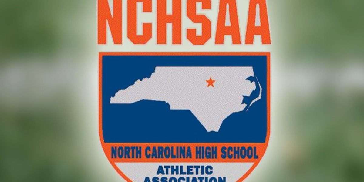 NC high school football second round playoff pairings