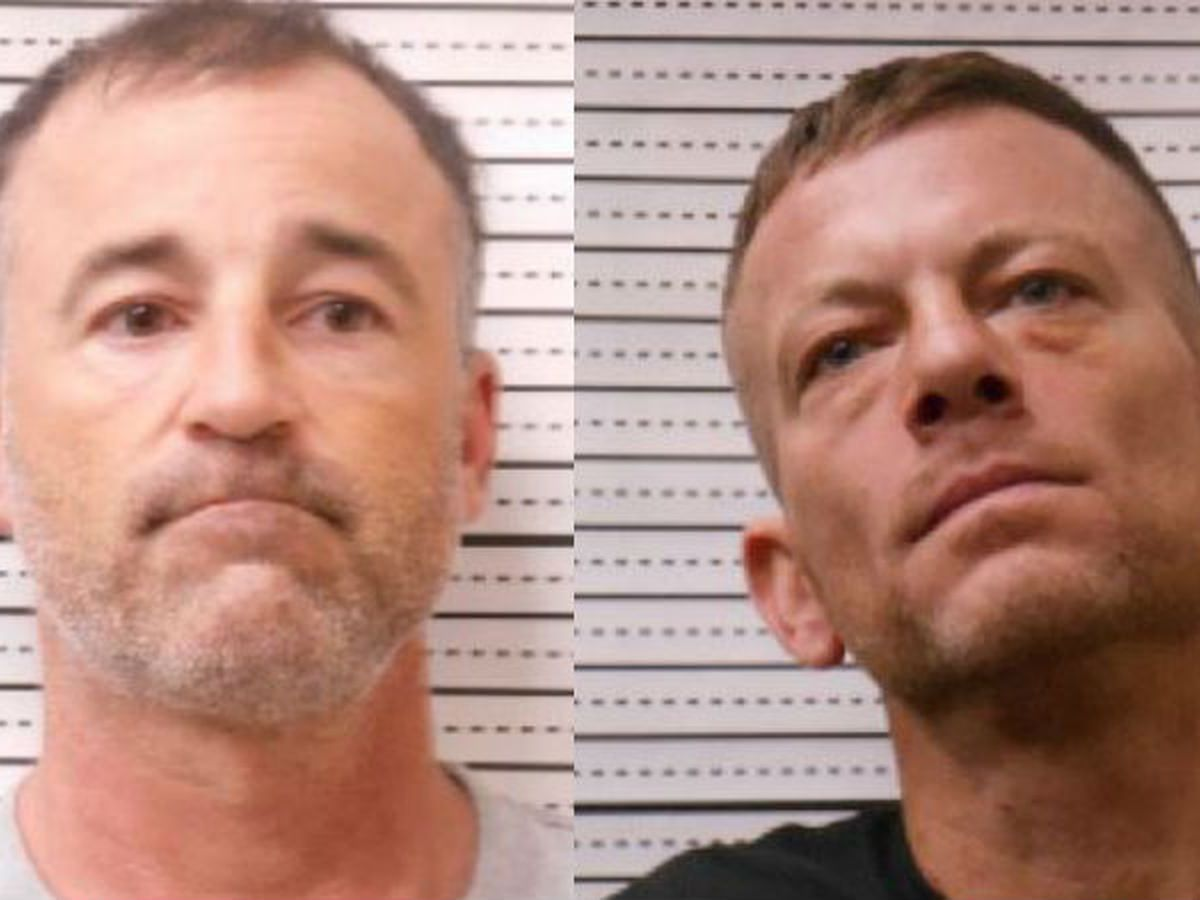 Two men sought in Shallotte car theft arrested