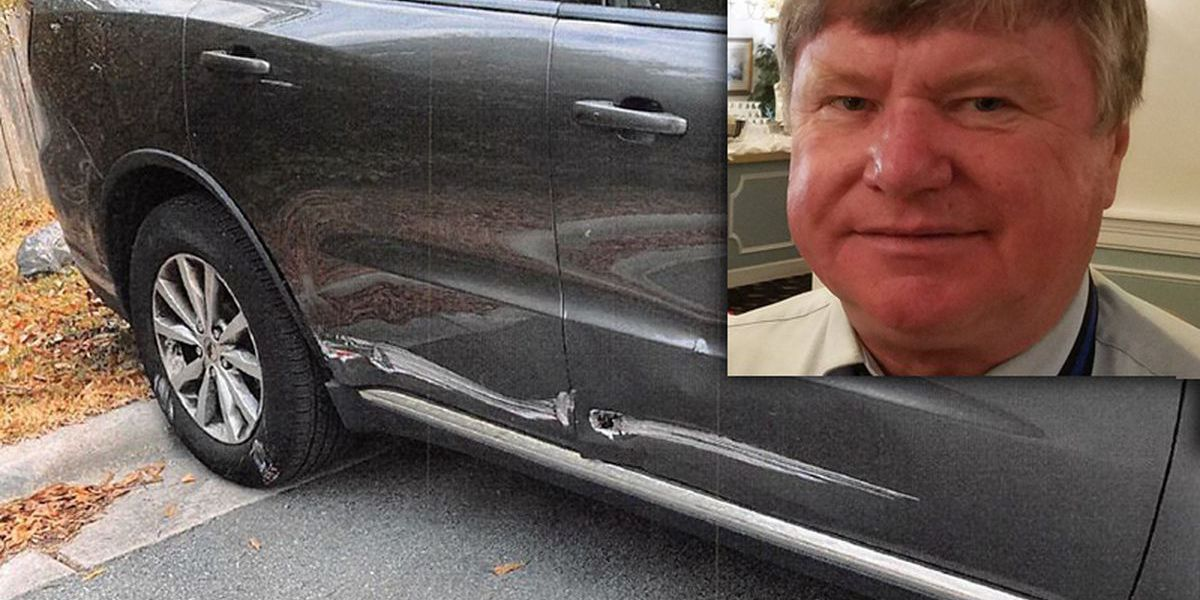 Special prosecutor says no charges in accident involving Onslow Co. sheriff