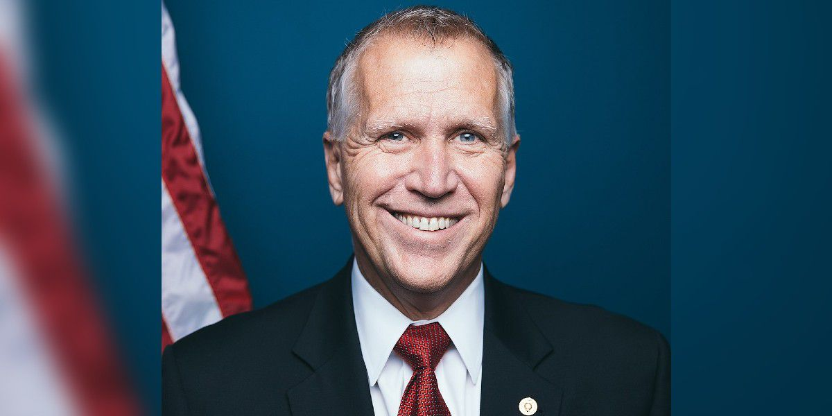Spokesperson: N.C. Senator Thom Tillis 'feels great' days after testing positive for COVID-19