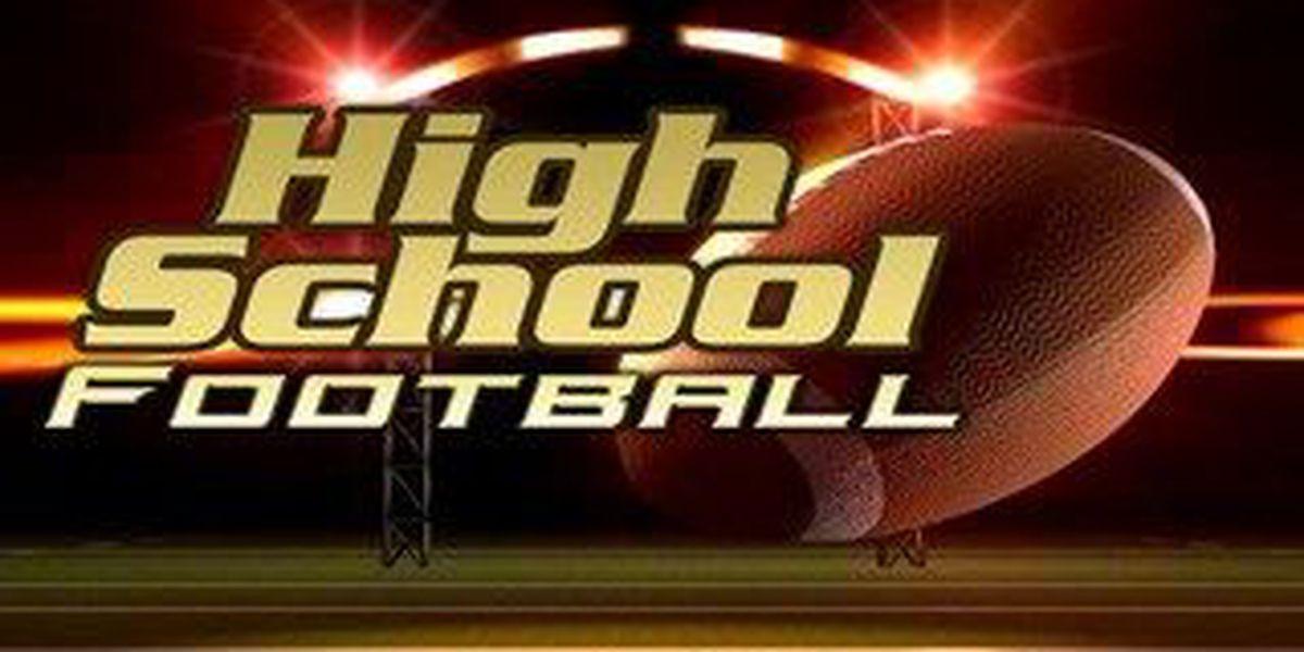 Week 10 High School Football Scoreboard