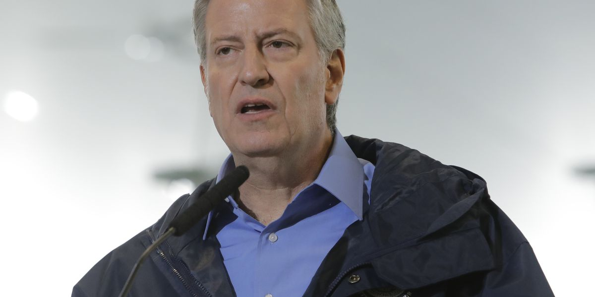 NYC to provide virus tests, fill-in staff at nursing homes
