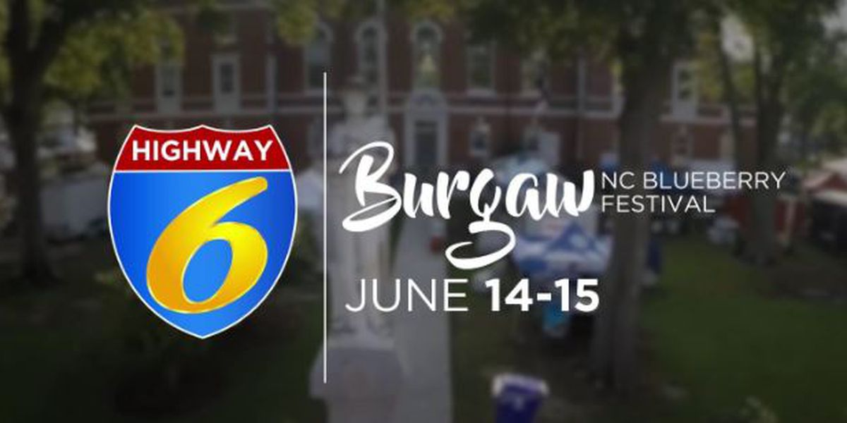 We're in Burgaw today for Highway 6!