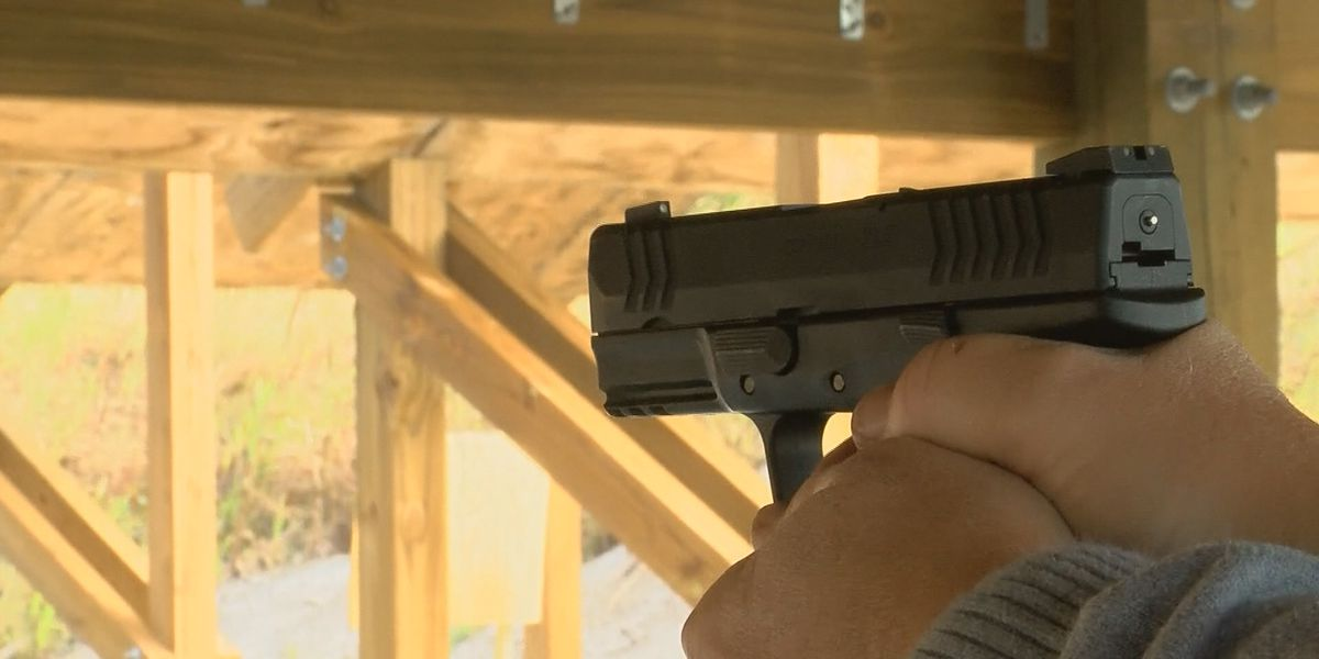 Holly Shelter shooting range now open
