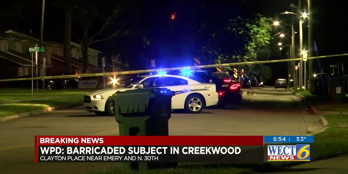 Suspect fired multiple shots at police in Creekwood standoff, SWAT on scene