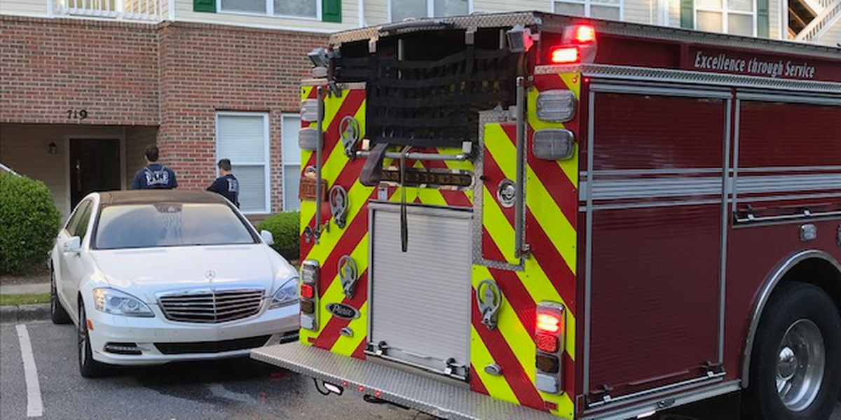 WFD: Apartment fire quickly extinguished