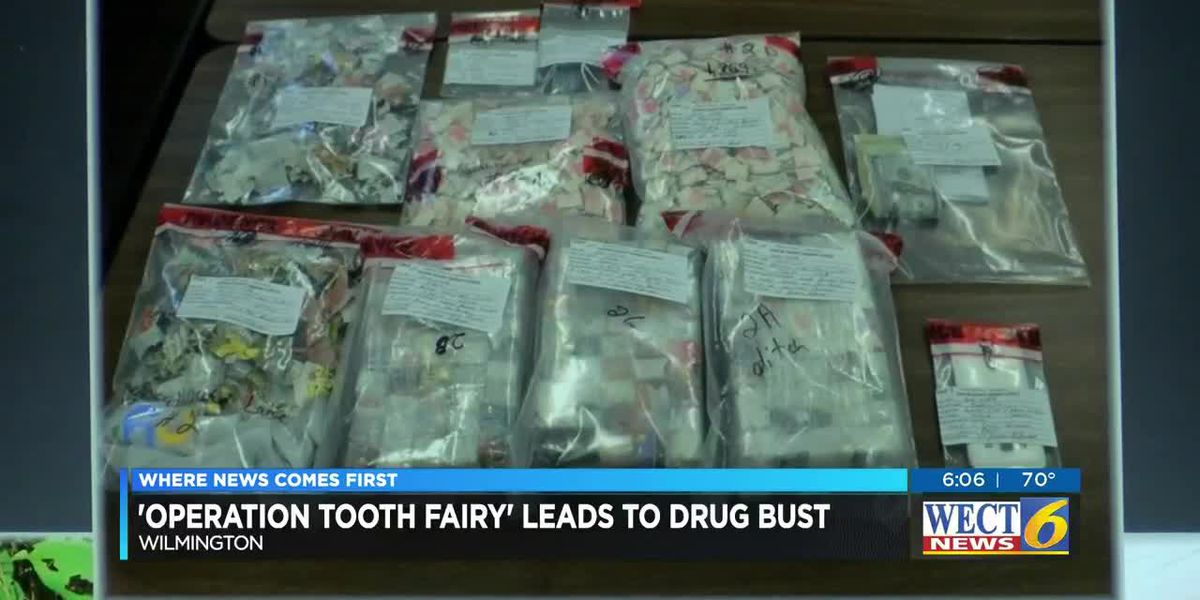 Officials: Operation Tooth Fairy leads to eight convictions