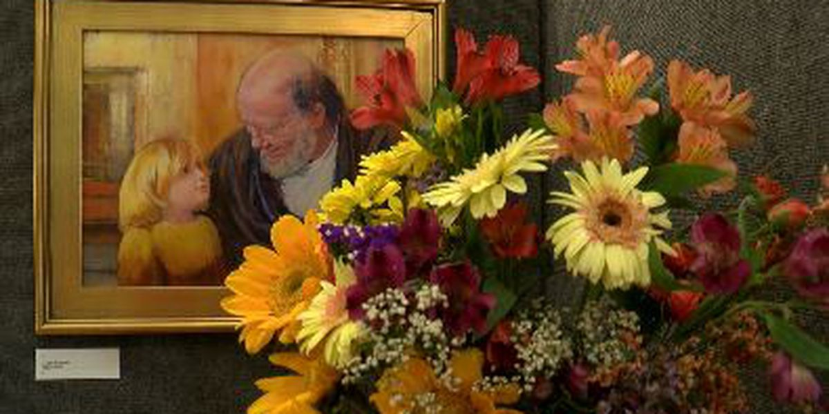 New Hanover County Garden Club host Art and Bloom