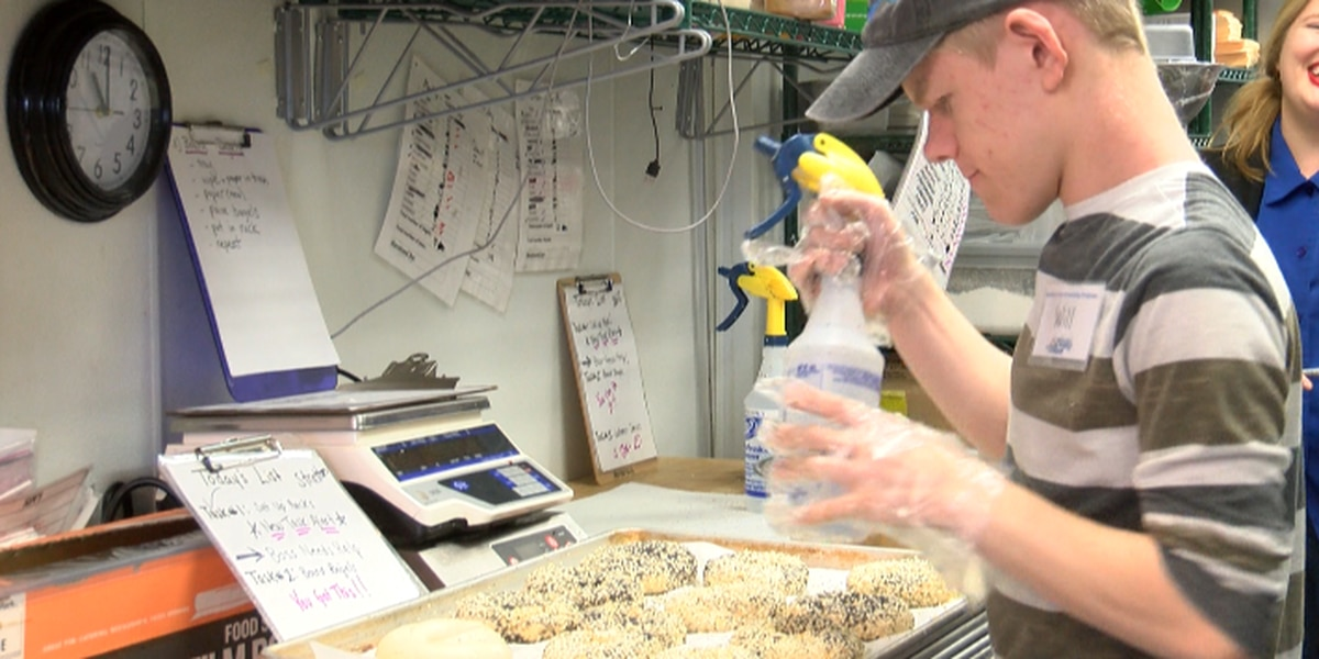 Seaside Bagels giving autistic students job experience through Spectrumship Program