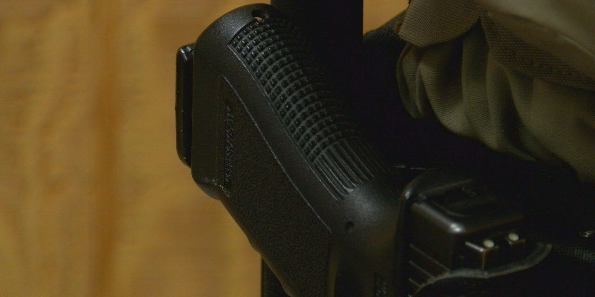 SC House OKs bill allowing open gun carry without permit