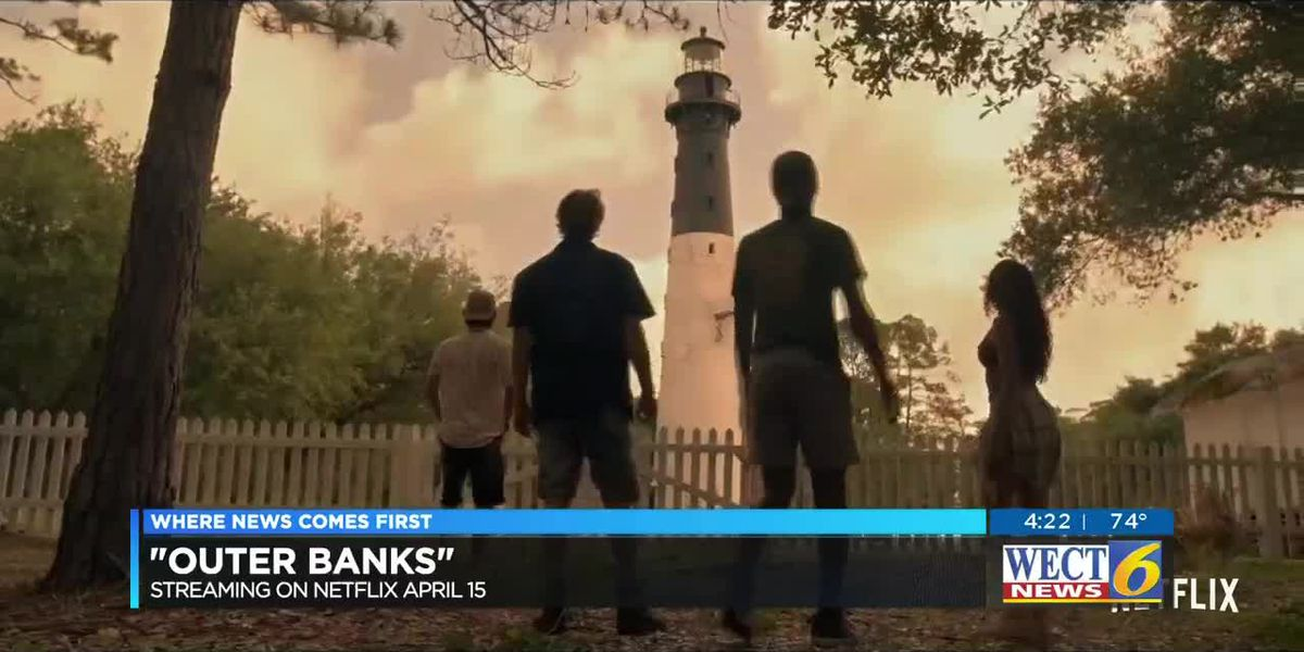 New Netflix show 'Outer Banks' premieres this week