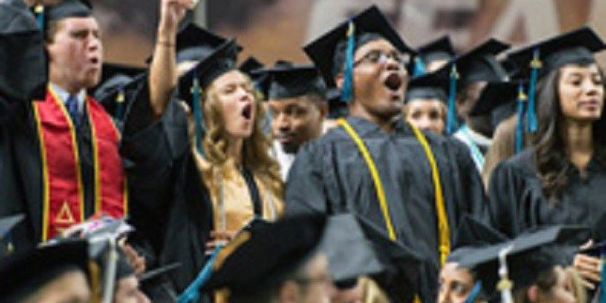 UNCW celebrates class of 2017