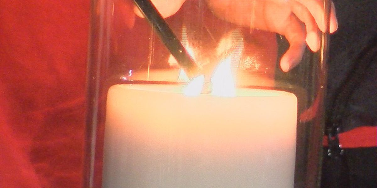 CUE Center for Missing Persons honors those missing with 24th annual candlelight vigil