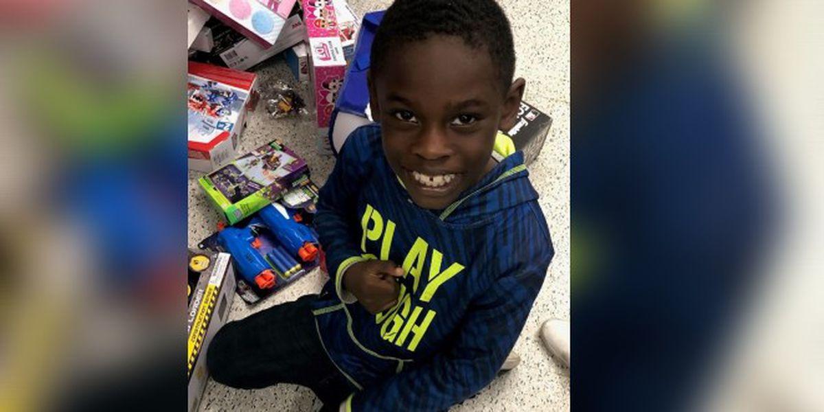 Amber Alert canceled after child found safely